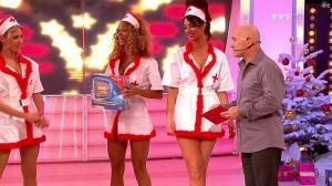 Les Gafettes, Fanny Veyrac, Doris Rouesne et Nadia Aydanne dans le Juste Prix - 20/12/10 - 30