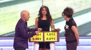 Fanny Veyrac dans le Juste Prix - 03/02/11 - 10
