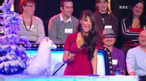 Fanny Veyrac dans le Juste Prix - 03/12/10 - 06