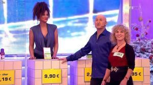 Fanny Veyrac dans le Juste Prix - 04/01/11 - 07