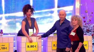 Fanny Veyrac dans le Juste Prix - 04/01/11 - 08