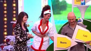 Fanny Veyrac dans le Juste Prix - 20/12/10 - 08