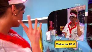 Fanny Veyrac dans le Juste Prix - 20/12/10 - 14