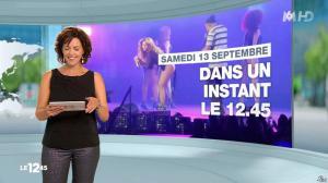 Nathalie Renoux dans le 12-45 - 13/09/14 - 01