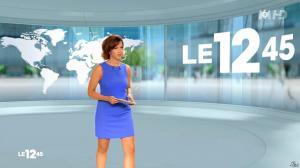 Nathalie Renoux dans le 12 45 - 24/08/14 - 08