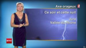 Nathalie Rihouet à la Météo de 20h - 02/08/14 - 01