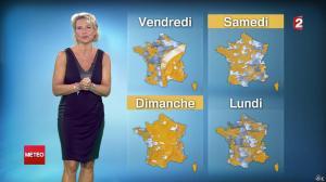 Nathalie Rihouet à la Météo de 20h - 02/08/14 - 04