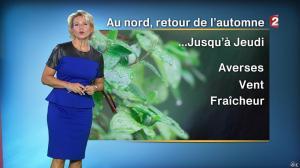 Nathalie Rihouet à la Météo de 20h - 09/08/14 - 03