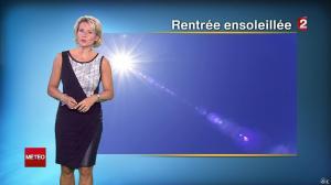 Nathalie Rihouet à la Météo de 20h - 31/08/14 - 01
