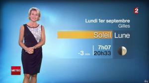 Nathalie Rihouet à la Météo de 20h - 31/08/14 - 04