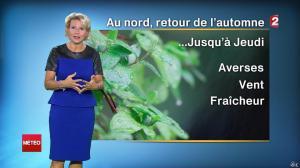 Nathalie Rihouet à la Météo de Minuit - 09/08/14 - 01