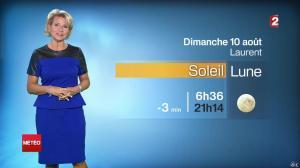 Nathalie Rihouet à la Météo de Minuit - 09/08/14 - 02