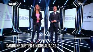 Sandrine Quétier dans 50 Minutes Inside - 20/09/14 - 03