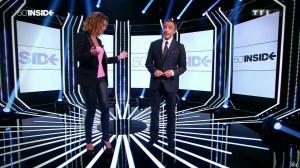 Sandrine Quétier dans 50 Minutes Inside - 20/09/14 - 05