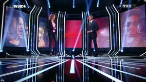 Sandrine Quétier dans 50 Minutes Inside - 20/09/14 - 09