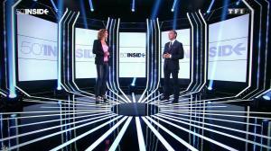 Sandrine Quétier dans 50 Minutes Inside - 20/09/14 - 10