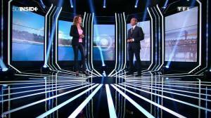 Sandrine Quétier dans 50 Minutes Inside - 20/09/14 - 11