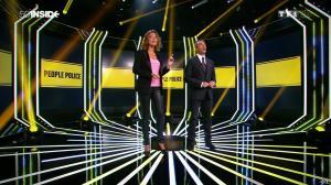 Sandrine Quétier dans 50 Minutes Inside - 20/09/14 - 13