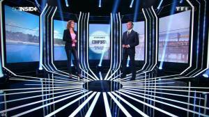 Sandrine Quétier dans 50 Minutes Inside - 20/09/14 - 15