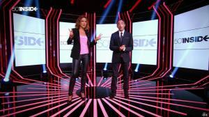 Sandrine Quétier dans 50 Minutes Inside - 20/09/14 - 16