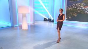 Sandrine Quétier lors du Tirage du Loto - 06/09/14 - 02