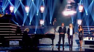 Shy m et Lorie dans Samedi Soir On Chante Goldman - 19/01/13 - 04