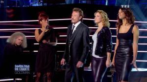 Shy m et Lorie dans Samedi Soir On Chante Goldman - 19/01/13 - 08