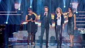 Shy m et Lorie dans Samedi Soir On Chante Goldman - 19/01/13 - 15