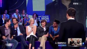 Anne-Sophie Girard dans la Grande Soirée des Parodies TV - 28/08/15 - 03