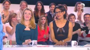 Audrey Pulvar dans Introduction du Grand 8 - 24/03/15 - 02