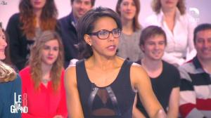 Audrey Pulvar dans Introduction du Grand 8 - 24/03/15 - 05