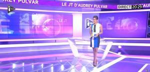 Audrey Pulvar dans le JT - 29/06/15 - 01
