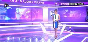 Audrey Pulvar dans le JT - 29/06/15 - 02