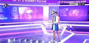 Audrey Pulvar dans le JT - 29/06/15 - 05