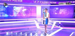 Audrey Pulvar dans le JT - 29/06/15 - 06
