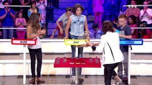 Carole Rousseau dans le Grand Concours des Enfants - 29/08/15 - 01