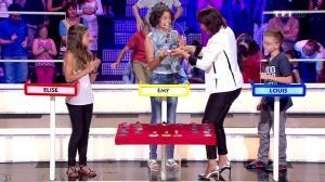 Carole Rousseau dans le Grand Concours des Enfants - 29/08/15 - 02