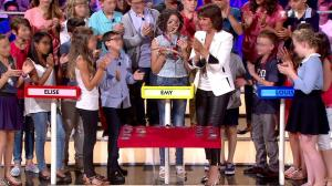 Carole Rousseau dans le Grand Concours des Enfants - 29/08/15 - 04