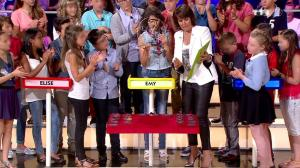 Carole Rousseau dans le Grand Concours des Enfants - 29/08/15 - 05