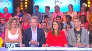 Caroline Ithurbide dans Touche pas à mon Poste - 08/06/15 - 01