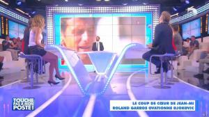 Caroline Ithurbide dans Touche pas à mon Poste - 08/06/15 - 03