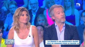 Caroline Ithurbide dans Touche pas à mon Poste - 08/06/15 - 04