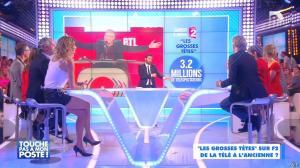 Caroline Ithurbide dans Touche pas à mon Poste - 08/06/15 - 09