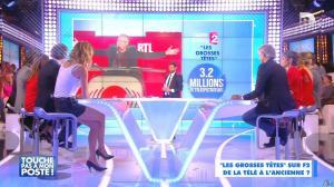 Caroline Ithurbide dans Touche pas à mon Poste - 08/06/15 - 12