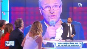 Caroline Ithurbide dans Touche pas à mon Poste - 08/06/15 - 13