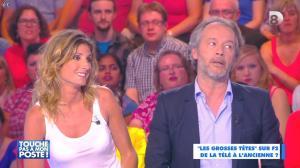 Caroline Ithurbide dans Touche pas à mon Poste - 08/06/15 - 14