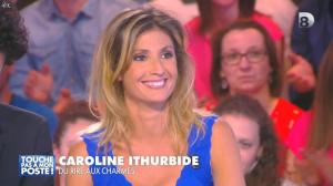 Caroline Ithurbide dans Touche pas à mon Poste - 10/06/15 - 02