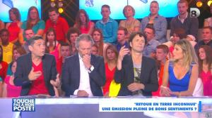 Caroline Ithurbide dans Touche pas à mon Poste - 10/06/15 - 04
