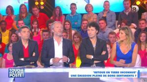 Caroline Ithurbide dans Touche pas à mon Poste - 10/06/15 - 05