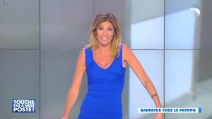 Caroline Ithurbide dans Touche pas à mon Poste - 10/06/15 - 06